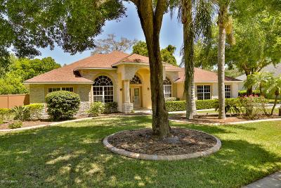 Port Orange Single Family Home For Sale: 6070 Sabal Hammock Circle