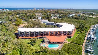 New Smyrna Beach Condo/Townhouse For Sale: 520 S Peninsula Avenue #1C-6