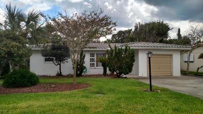 Volusia County Rental For Rent: 24 Dolphin Avenue