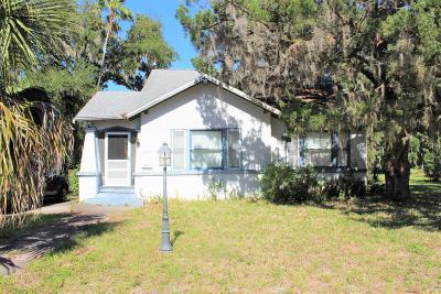 New Smyrna Beach Single Family Home For Sale: 1543 Magnolia Street