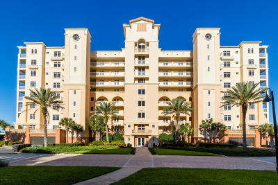 New Smyrna Beach Condo/Townhouse For Sale: 253 Minorca Beach Way #206