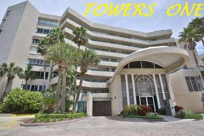Ponce Inlet Condo/Townhouse For Sale: 4545 S Atlantic Avenue #3306