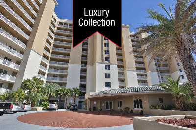 Daytona Beach Shores Condo/Townhouse For Sale: 2403 S Atlantic Avenue #1207