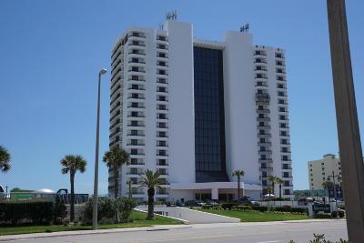 Daytona Beach Shores Condo/Townhouse For Sale: 2555 S Atlantic Avenue #806