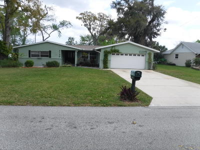 South Daytona Single Family Home For Sale: 2130 Pope Avenue