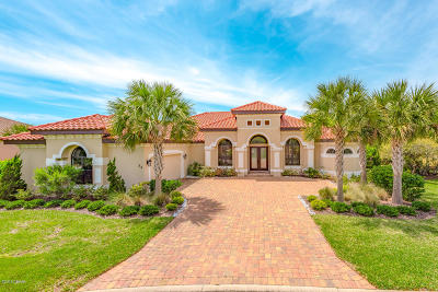 Palm Coast Single Family Home For Sale: 33 Ocean Oaks Lane