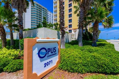 Daytona Beach Shores Condo/Townhouse For Sale: 2071 S Atlantic Avenue #903