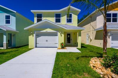 Port Orange Single Family Home For Sale: 5126 Taylor Avenue