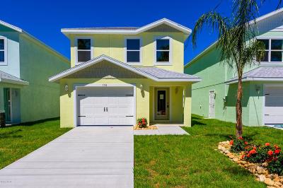 Port Orange Single Family Home For Sale: A-5136 Taylor Avenue