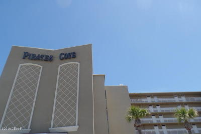 Daytona Beach Shores Condo/Townhouse For Sale: 3501 S Atlantic Avenue #4210