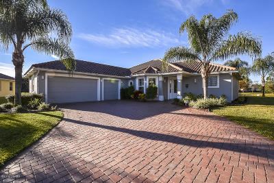 Ormond Beach Single Family Home For Sale: 32 Thornhill Chase Circle