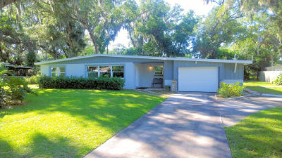 South Daytona Single Family Home For Sale: 857 Duncan Road