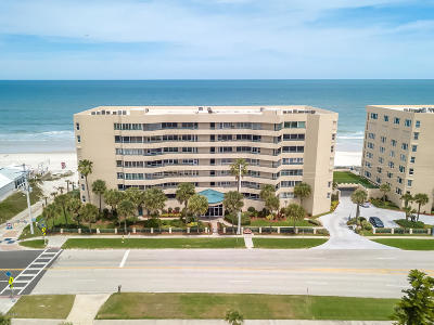 Ponce Inlet Condo/Townhouse For Sale: 4525 S Atlantic Avenue #1705