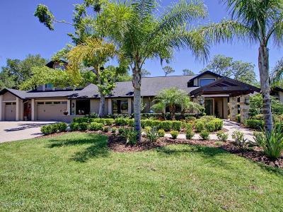 Ormond Beach Single Family Home For Sale: 485 Leeway Trail