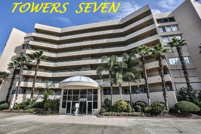 Ponce Inlet Condo/Townhouse For Sale: 4651 S Atlantic Avenue #6020