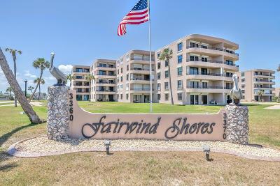 Ormond Beach Condo/Townhouse For Sale: 3370 Ocean Shore Boulevard #2050