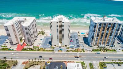 Daytona Beach Shores Condo/Townhouse For Sale: 2987 S Atlantic Avenue #606