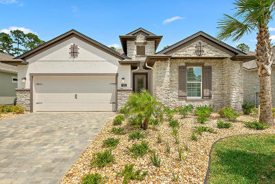 Plantation Bay Single Family Home For Sale: 823 Creekwood Drive