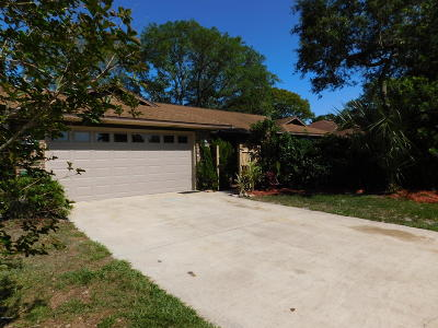 Port Orange Single Family Home For Sale: 5809 Alstrum Drive
