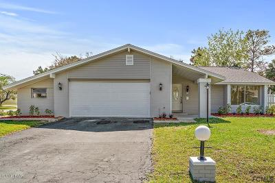 Palm Coast Single Family Home For Sale: 2 Fairview Lane