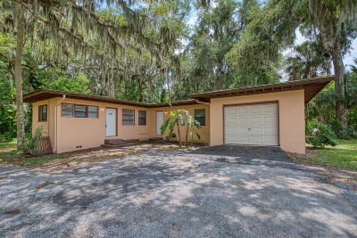Daytona Beach Single Family Home For Sale: 1029 Cedar Street