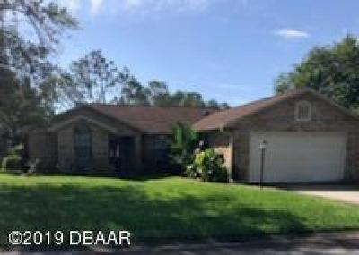 Ormond Beach Single Family Home For Sale: 6 Carriage Creek Way