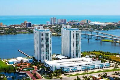 Holly Hill Condo/Townhouse For Sale: 231 Riverside Drive #410-1