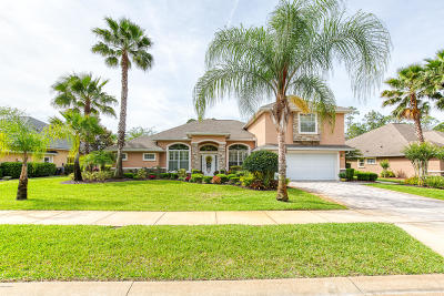 Ormond Beach Single Family Home For Sale: 106 Creek Forest Lane