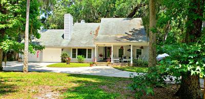 New Smyrna Beach Single Family Home For Sale: 381 Wildwood Drive