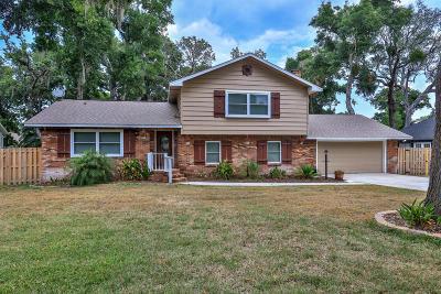 Ormond Beach Single Family Home For Sale: 1519 N Beach Street
