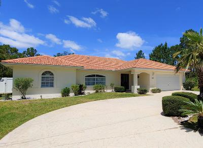 Palm Coast Single Family Home For Sale: 19 Presidential Lane