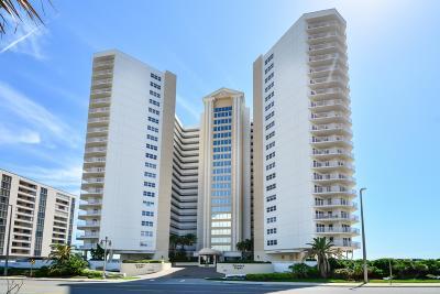 Daytona Beach Shores Condo/Townhouse For Sale: 2937 S Atlantic Avenue #1206