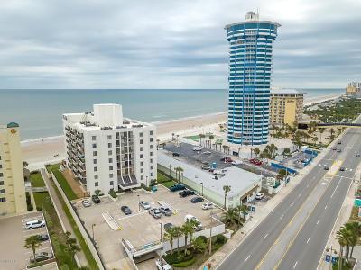 Daytona Beach Shores Condo/Townhouse For Sale: 2615 S Atlantic Avenue #6A
