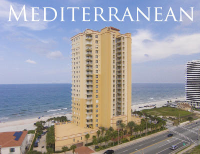 Daytona Beach Condo/Townhouse For Sale: 2300 N Atlantic Avenue #803