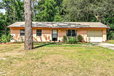 Orange City  Single Family Home For Sale: 2231 Pine Hill Place