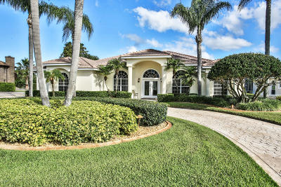 Port Orange Single Family Home For Sale: 1994 Country Club Drive