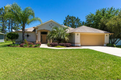 Palm Coast FL Single Family Home For Sale: $254,900