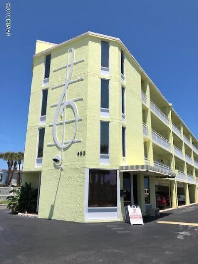Ormond Beach Condo/Townhouse For Sale: 453 S Atlantic Avenue #4050