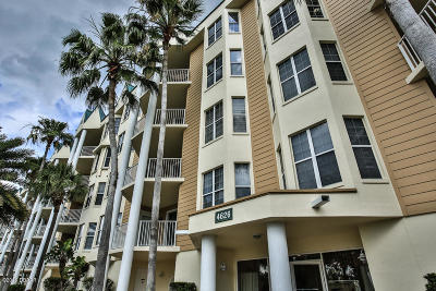 Ponce Inlet Condo/Townhouse For Sale: 4626 Harbour Village Boulevard #3501