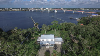Daytona Beach Single Family Home For Sale: 101 Lenox Avenue