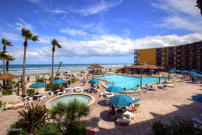 Daytona Beach Shores Condo/Townhouse For Sale: 2301 S Atlantic Avenue #412