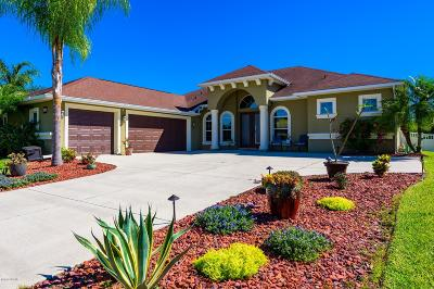 New Smyrna Beach Single Family Home For Sale: 609 Mura Court