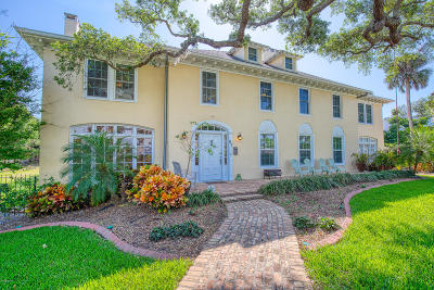 Ormond Beach Single Family Home For Sale: 87 Riverside Drive