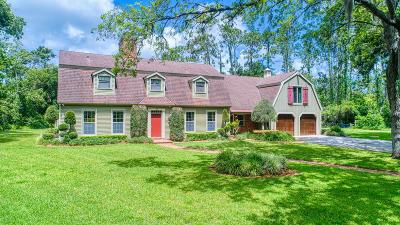 Ormond Beach Single Family Home For Sale: 110 Knollwood Estates Drive