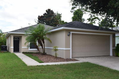 Port Orange Single Family Home For Sale: 1104 Southland Court