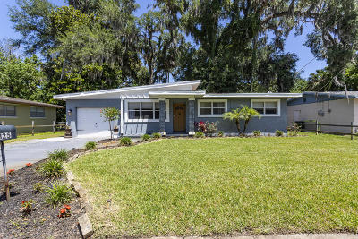 Daytona Beach Single Family Home For Sale: 125 Baywood Drive