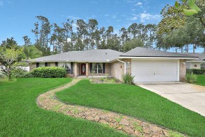 Palm Coast FL Single Family Home For Sale: $242,900