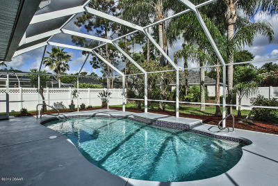 Port Orange Single Family Home For Sale: 6115 Sabal Point Circle