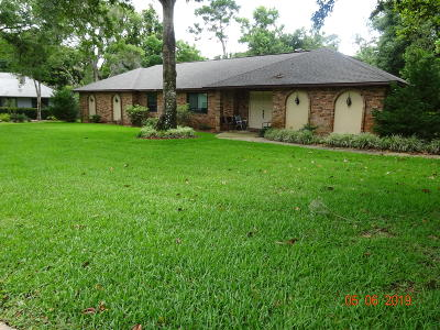 Ormond Beach Single Family Home For Sale: 42 River Ridge Trail
