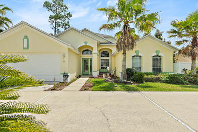Palm Coast Single Family Home For Sale: 6 Emerson Drive